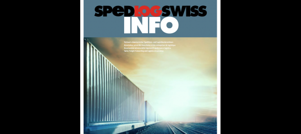 Titelblatt SpedlogSwiss Info breit